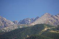 przepiekna panorama gór