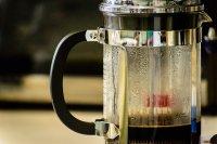 Zaparzana kawa