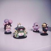 figurki w formie 3d