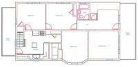 projekt mieszkania na sprzedaż